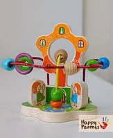 Развивающая игрушка «Цветочек»