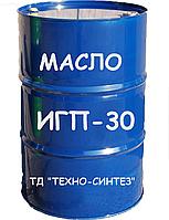 Масло индустриальное ИГП-30 (200л)