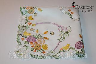 Пасхальная салфетка Цыплёнок и бабочка, фото 3