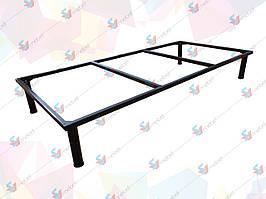 Рамка кровати односпальная с ножками 1900*900 мм