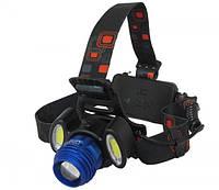 Налобный фонарь Police BL-2117, фото 1