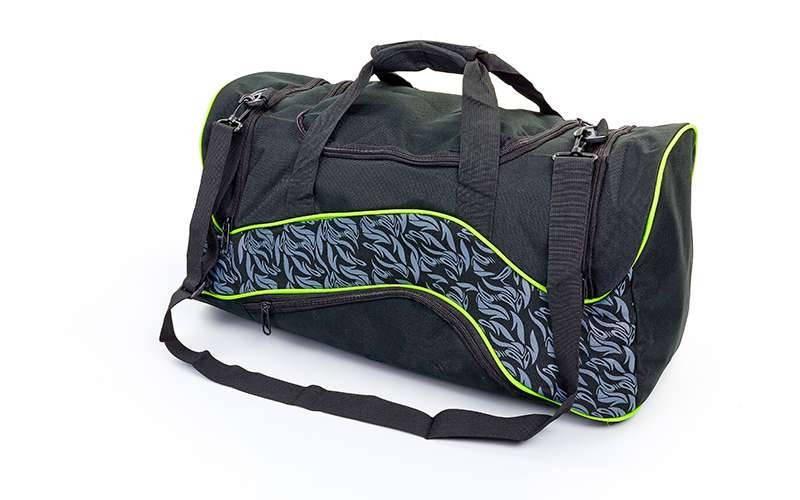 1ac3de944303 Сумка спорт DUFFLE BAG AD GA-7105 (PL, р. 50х26х26см, серый, красн ...