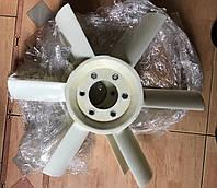 Вентилятор 6 лопастей пластик 245-1308010-А  (вир-во Білорусь,Радиоволна)