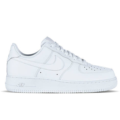 "Мужские кроссовки  Nike Air Force 1 Mid 07 ""All White"""