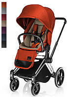 Детская прогулочная коляска Cybex Priam Lux Seat
