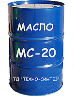 Масло моторное МС-20 (200л)