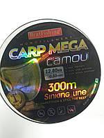 Леска CARP YAMATO - CAMOU 300 m , фото 1