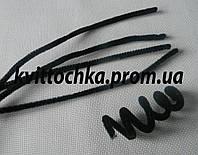 Синельная палочка цвет - чёрный, цена за 10 шт, фото 1