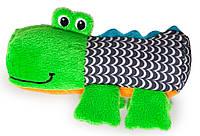 "Игрушка-пищалка ""Забавный крокодильчик"" Bright Starts (52024)"