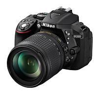 Фотоаппарат / фотоапарат Nikon D5300 +18-105VR