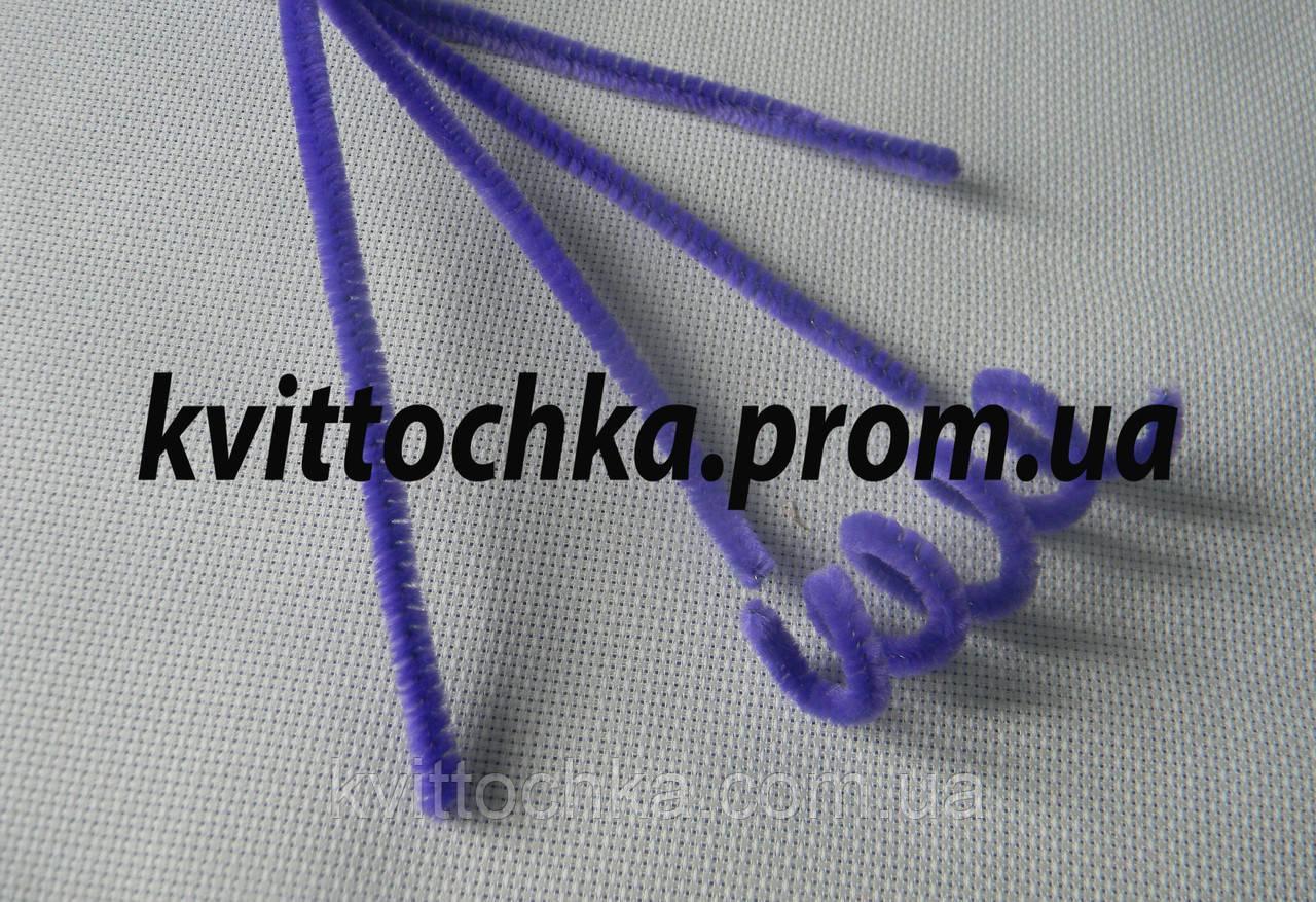 Синельная палочка цвет - синий, цена за 10 шт