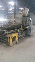 Пресс БА1330 для металлолома