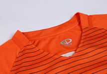 Футбольная форма Europaw 013 оранжево-фиолетовая [XS, XL], фото 2