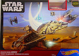 Трек Hot Wheels Star Wars В коробке CGN32 Mattel Китай