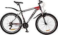 """Велосипед 26"""" Formula DYNAMITE AM 14G Vbr рама-21"""" St чёрно-красный с крылом Pl 2017"""