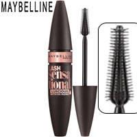 Maybelline - Тушь для ресниц Lash Sensational Luscious With Oil Blend (объемная)