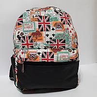 Рюкзак женский английский Флаг