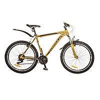 "Велосипед 26"" Formula DYNAMITE AM 14G Vbr рама-21"" St хаки (м) с крылом Pl 2017"