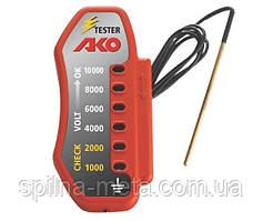 Тестер напряжения 10000V для электропастуха AKO, Германия