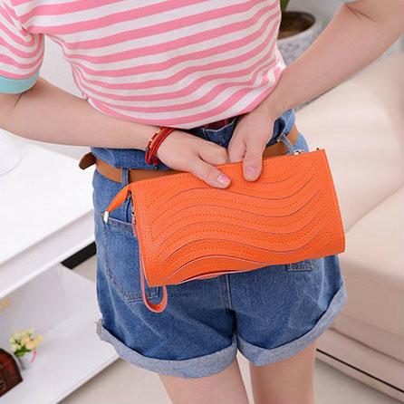 Женская маленькая сумочка - клатс