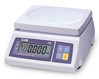 Весы фасовочные CAS SW 2 D  5 D  10 D RS 232