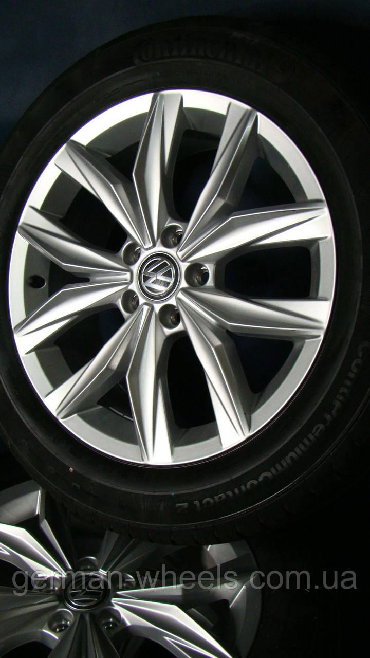 "Диски 18 "" VW TIGUAN II 2016"