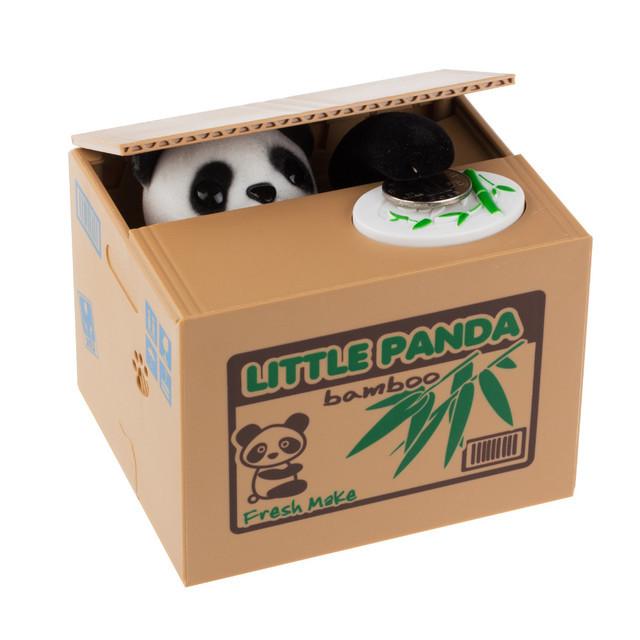 Копилка Panda - интерактивная копилка