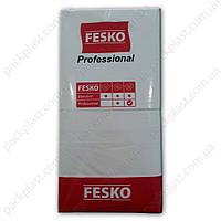 Салфетки FESKO Professional 33х33 250шт/уп. Белые