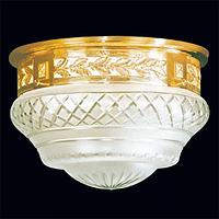 Люстра из латуни с хрусталем PN 3002/00/002