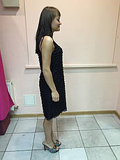 Платье женское вечернее черное La redoute  маленькое, фото 2