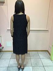 Платье женское вечернее черное La redoute  маленькое, фото 3