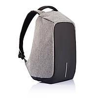 Рюкзак для ноутбука Bobby anti-theft серый