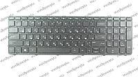Клавиатура для ноутбука HP (ProBook: 350 G1, 355 G2) rus, black, с фреймом