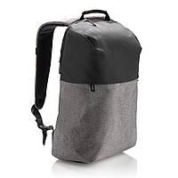 Рюкзак для ноутбука XD Design Popular Duo Tone Серый/Черный