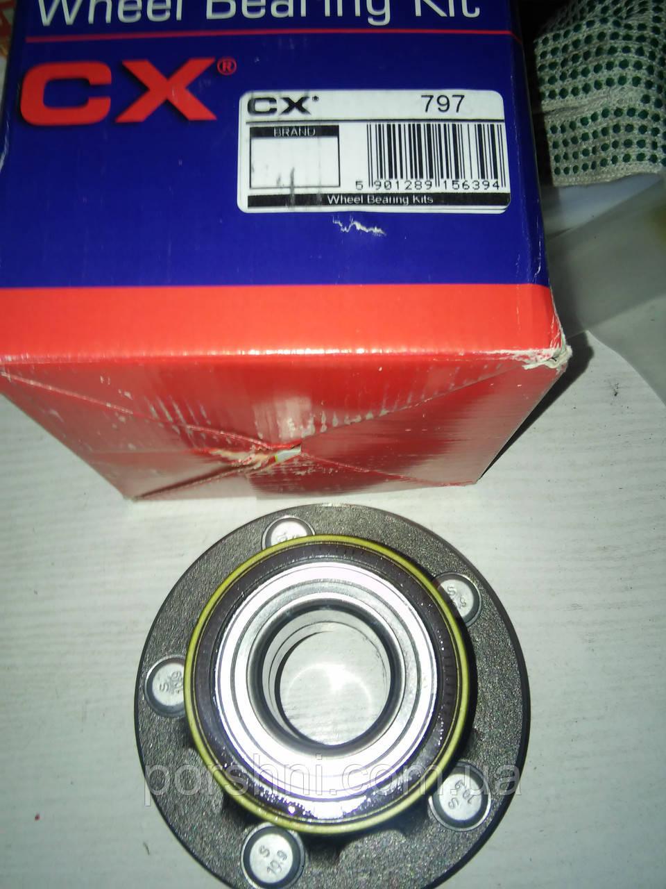 Ступица  задняя Ford  CONNECT  с ABS  CX797    N:1458702