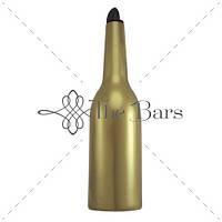 Бутылка для флейринга The Bars цвет золотой (750 мл)