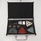 Набор принадлежностей для многофункциональной шлифмашины Scheppach , фото 3