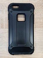 Чехол противоударный для iPhone 6/6s, Spigen, черный