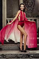 Туника омбре розово-красный Empire Of Summer