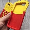 Силиконовый чехол картошка Moschino для  iPhone 5/5s/se, фото 3
