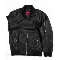 Подростковая куртка - ветровка под кожу 4321