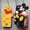Силиконовый чехол с героями Disney для iPhone 5/5s/se, фото 2