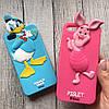 Силиконовый чехол с героями Disney для iPhone 5/5s/se, фото 3