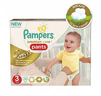 Трусики Pampers Premium Care Pants 3 (28 шт.)