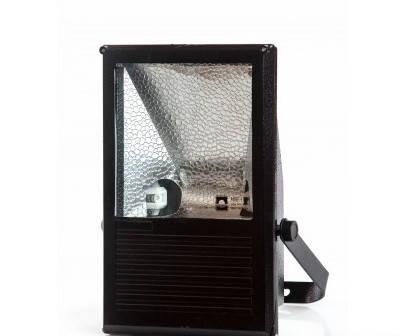 КОРПУС прожектора для ДНАТ 150Вт R7S IP65 220В асимметрик