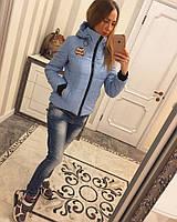 Куртка женская короткая куртка, фото 1