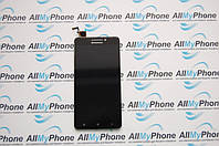 Дисплейный модуль для мобильного телефона Lenovo A5000 черный