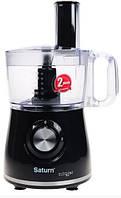 Кухонный комбайн SATURN ST-FP7072 600Вт блендер, чоппер, соковыжималка, кофемолка