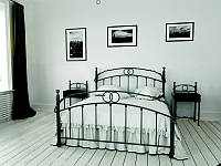 Металеве ліжко Toskana (Тоскана)