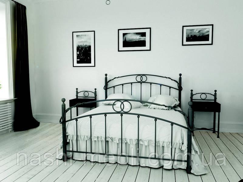 Металеве ліжко Toskana (Тоскана), фото 1